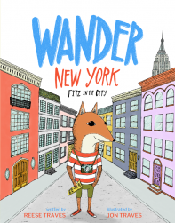 Reese & Jon Traves - Wander New York
